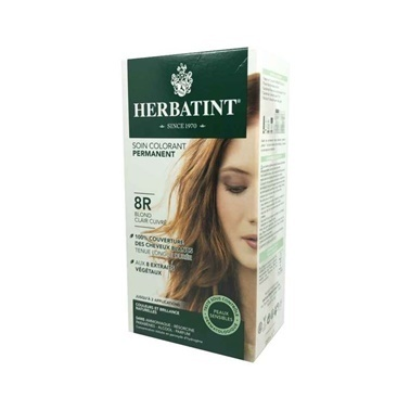 Herbatint Saç Boyası 8R Blond Clair Cuivre - Light Copper Blonde Kahve